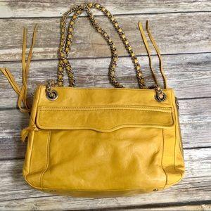 Rebecca Minkoff Swing Bag Canary Yellow